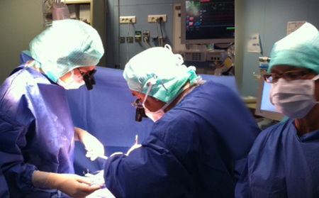 FIRST CARDIAC SURGERY IN THE PARLY 2 CLINIC